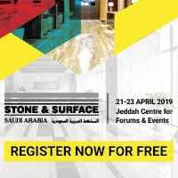 STONE & SURFACE SAUDI ARABIA 2019