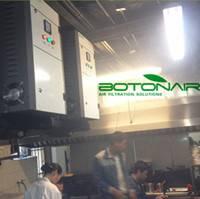 工业厨房油烟净化系统空气净化器