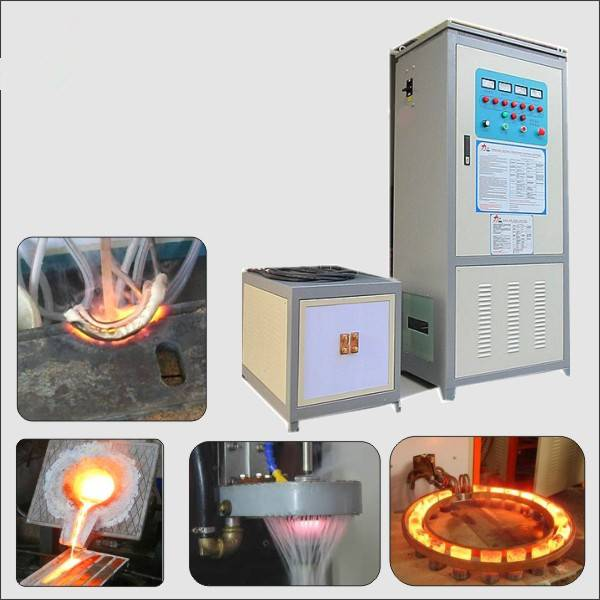 made in china medium frequency induction heating machine