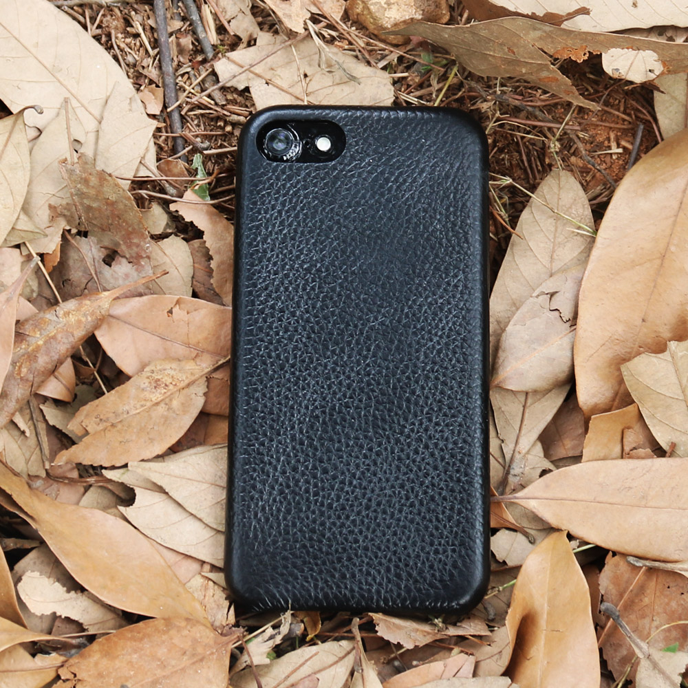 Litchi leather grain leather mobile phone covers for iphone