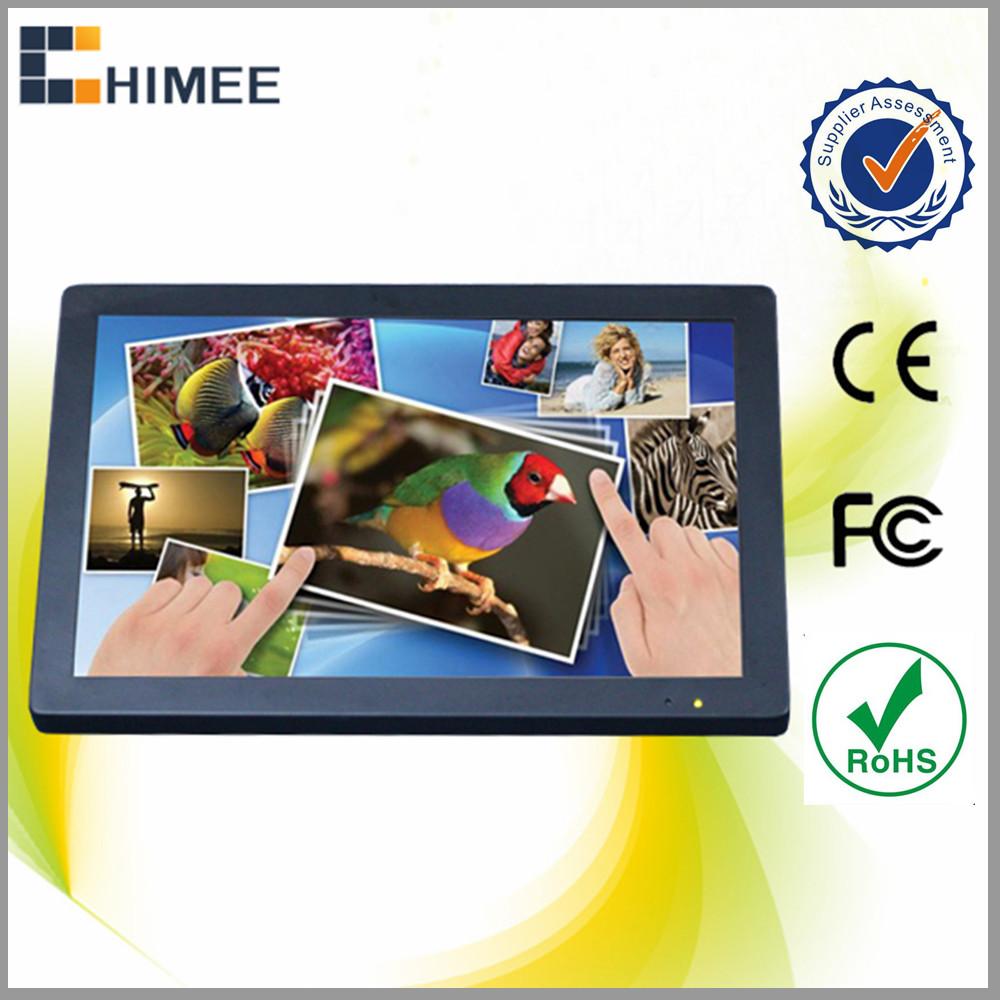 HQ215-4B壁式背装液晶显示屏广告显示器