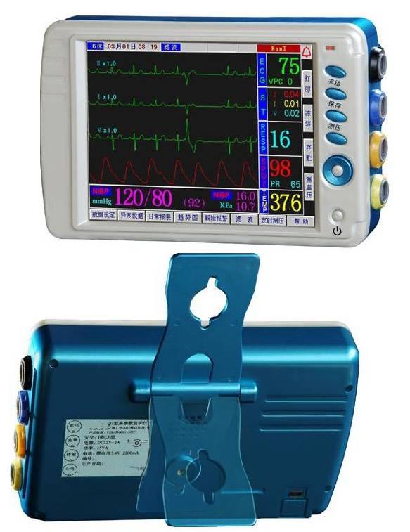 急救/紧急使用便携式病人监护仪
