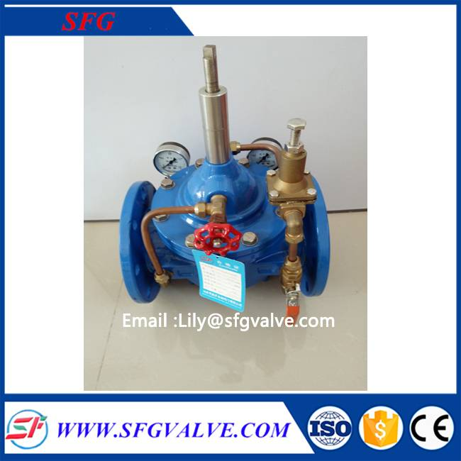 shengfeng 400X flow control valve with low price