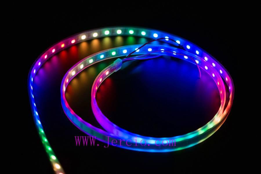 JeCIO LED 60-60色带灯变色LED带灯,可替代WS28 11 APA102或SK68