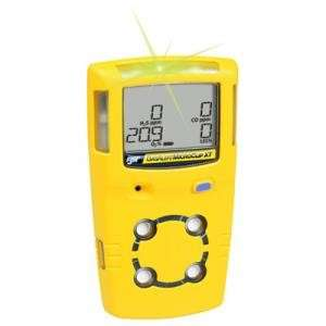 Portable Multi Gas Detector with pump