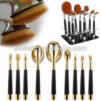 私人商标化妆刷2016世界畅销产品彩妆工具一元化妆品零售网上购物