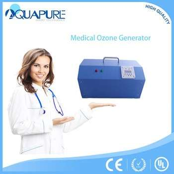 CE RoHS approved 220v ozone generator water treatment in medical gas equipment