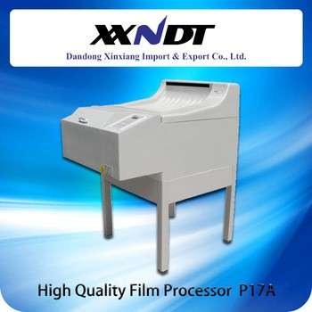 X射线胶片处理器p17a,80-210pcs /小时