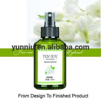 Fresh Jasmine Flowers水100%天然Yunnan Jasmine Hydrosol