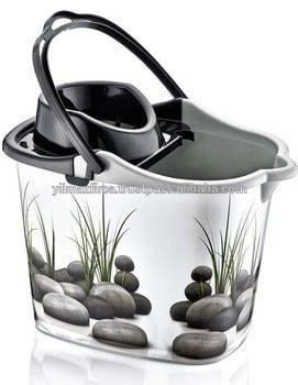 塑料柄多模式塑料清洗桶