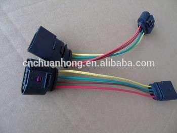 automotive wiring harness the sensor plug wires 4 pin waterproof rh eworldtrade com
