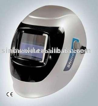 太阳能自动变光电焊面罩md0405