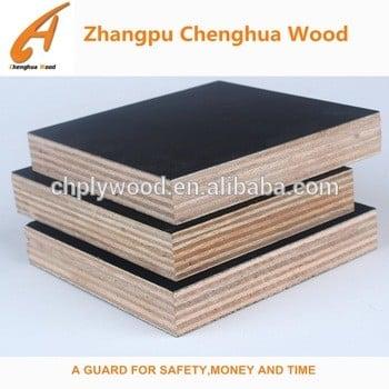 建筑用防水模板胶合板/黑膜胶合板