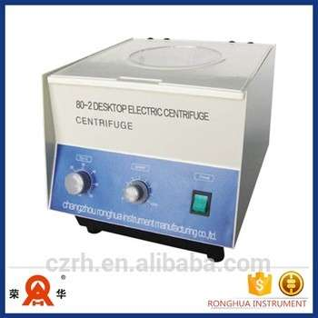 Medical Widely Used Laboratory Clinical Centrifuge for prp
