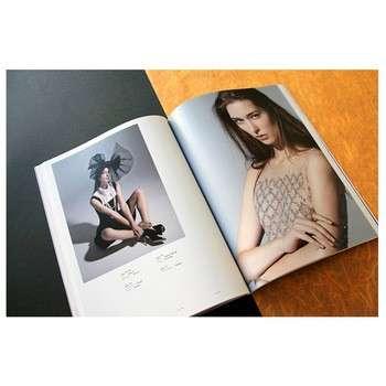 定制设计全彩色宣传册印刷/传单印刷/成人杂志印刷