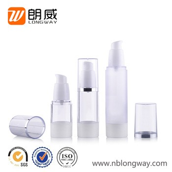 化妆品包装的彩妆15ml 30ml五十零毫升泵瓶