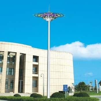 2016最好的价格高杆灯热镀锌10-25m机场高杆灯、高杆庭院灯
