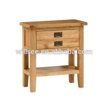 欧洲白橡木木材坚实ls-1016,大厅的桌子橡木实木客厅家具