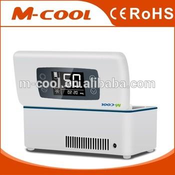 m-cool便携式胰岛素小冰箱和汽车适配器模式