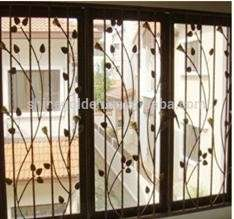 Gyd 15wg153 Decorative Wrought Latest French Window Grill Design