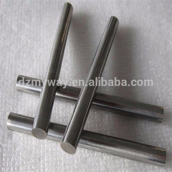 99.95% pure tungsten rod /Bars from china manufacture
