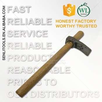 质量好的木柄家用全尺寸挖锄锄锄农业园