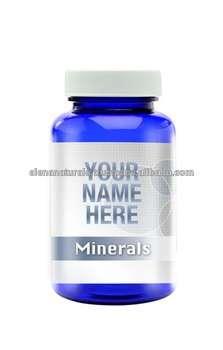 自有品牌OEM骨保健补充剂w /维生素D和AMP;碳酸钙