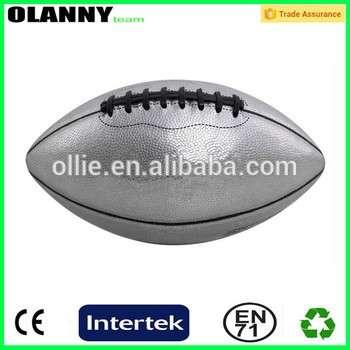 PVC热转印手缝足球器材