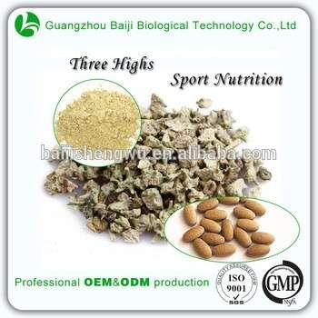 Private Label OEM Male Herbal Supplement Formula Food