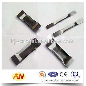 Competitive price high purity tungsten and molybdenum boat