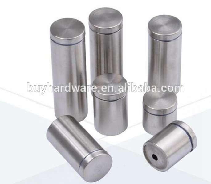 中国广告螺丝制造不锈钢玻璃紧固件销售