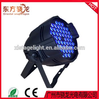 RGBW LED舞台灯厂价格北斗lp001 54个3w的PAR灯