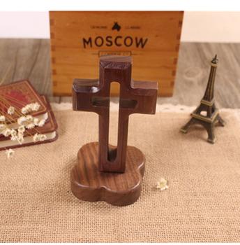 贸易保证供应商合理价格木材十字架出售
