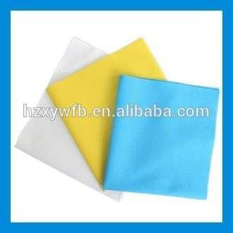 丝网清洁剂/珠宝抛光剂100%涤纶超细纤维非织造布