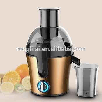 中型设计不锈钢电动榨汁机