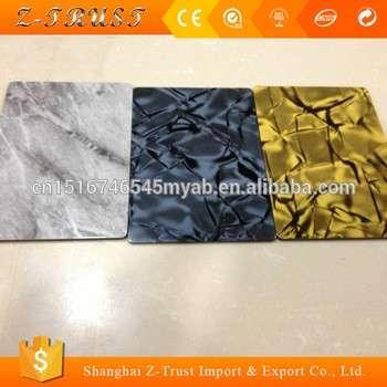 花岗岩花岗岩纹理的ACP /铝复合板/ graint ACP面板