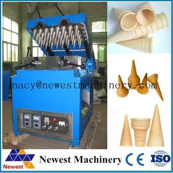 Best selling commercial waffle cone maker,machine for ice cream cone,ice cream cone waffle machine