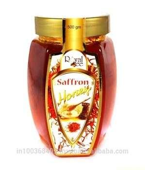 藏红花蜂蜜