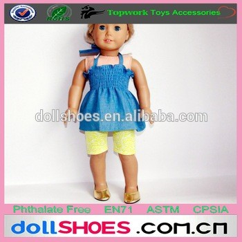 18寸娃娃服装玩具服装美国女孩娃娃衣服