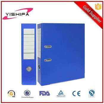 Eco-friendly PP box Lever arch file ,arch binder, file folder with high quality