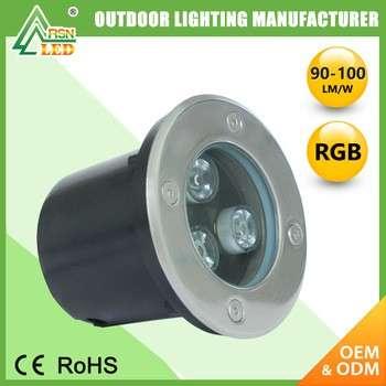 IP65地埋灯12伏3W的LED地埋灯