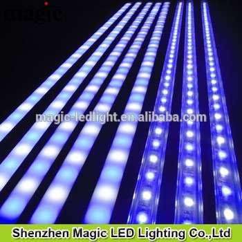 防水DC12V DC24V RGB蓝白光LED水族灯