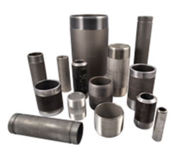 Galvanized Welded Pipe Nipples