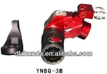随着复合电动工具手动液压工具液压扭矩扳手