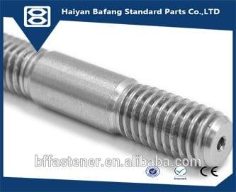 紧固件制造商din835不锈钢螺栓在中国