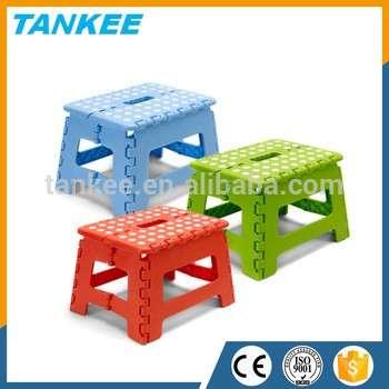 小折叠凳150kg容量多颜色的坚固稳定的折叠梯