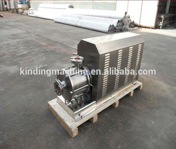 Inline High Shear Emulsifier/homogenizer/mixer, Mixing Pump