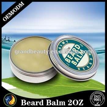 2oz胡子膏男士胡须美容产品OEM/ODM创造你的品牌