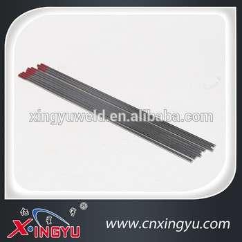 wt20 tungsten electrode