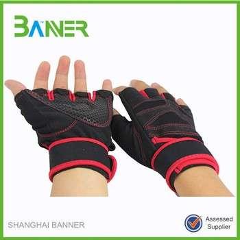 防滑耐用健身健美手套